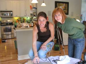 Erin Adams (photographer) Michelle Karner (Art Director)