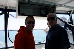 Yacht Captain and United Airlines Captain...which is which?