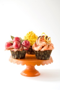 Low Country Boil Cupcakes